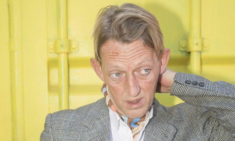 Madanmelder og forfatter Martin Kongstad. Foto af Anne Mie Dreves.
