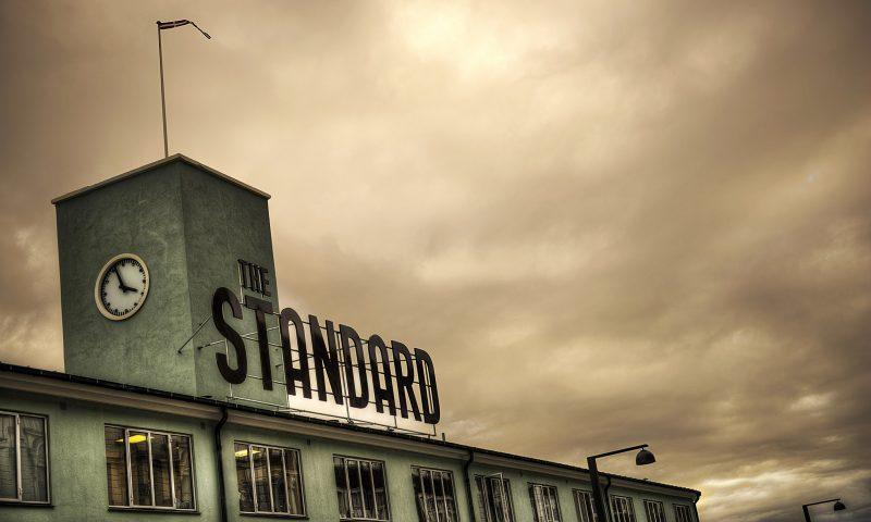 Den ikoniske The Standard bygning. Foto Rasmus Kramer Schou