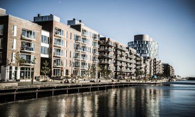 Smuk udsigt over Nordhavnsindløbet. Foto Rasmus Kramer Schou