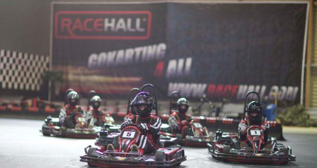 PR-foto Racehall
