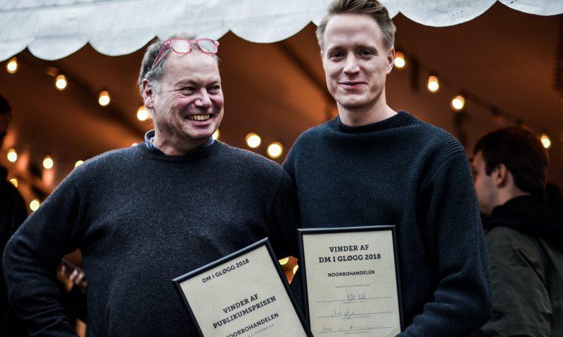Wolfgang og Albert fra Noorbohandelen