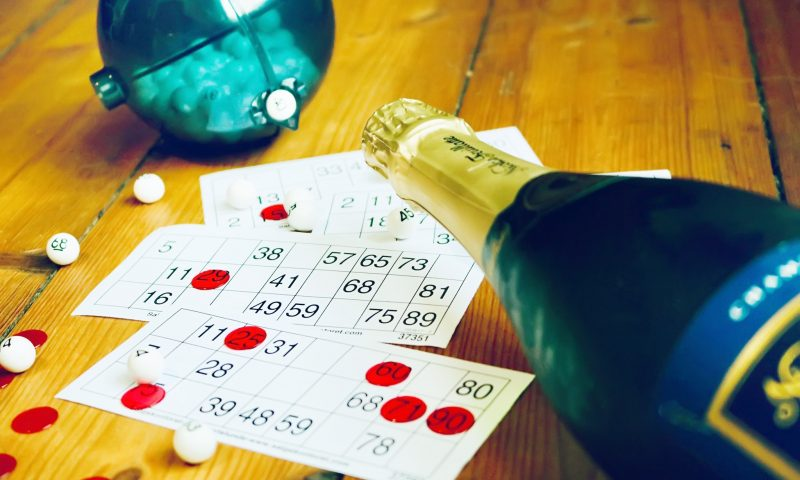 Bingo - genialt under karantæne PR Foto