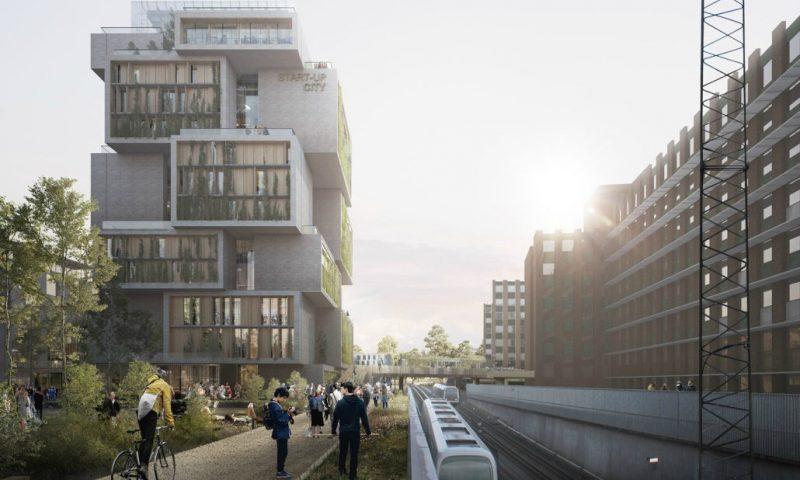 Foto: Schmidt Hammer Lassen Architects / KOM-KBH