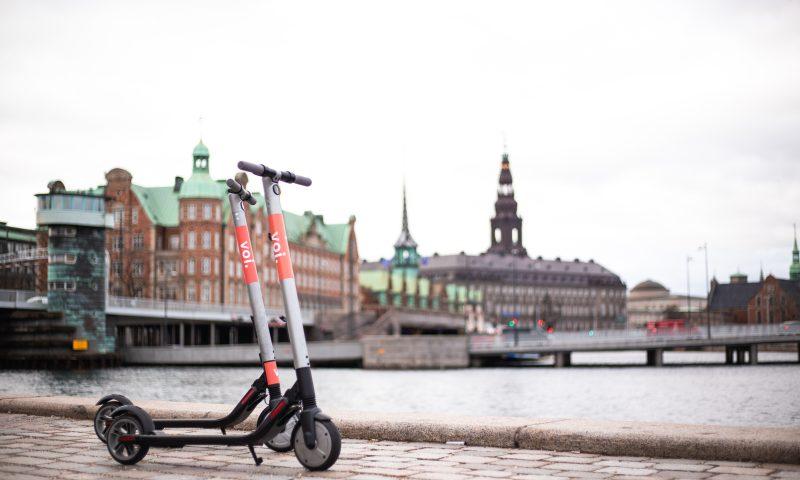 Zoom zoom: Nu får København elektriske løbehjul