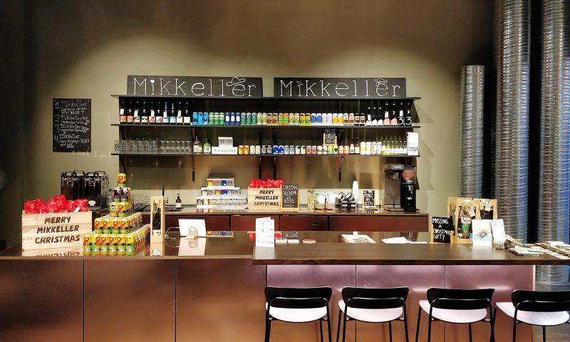 Mikkellers pop-up bar. Foto: PR