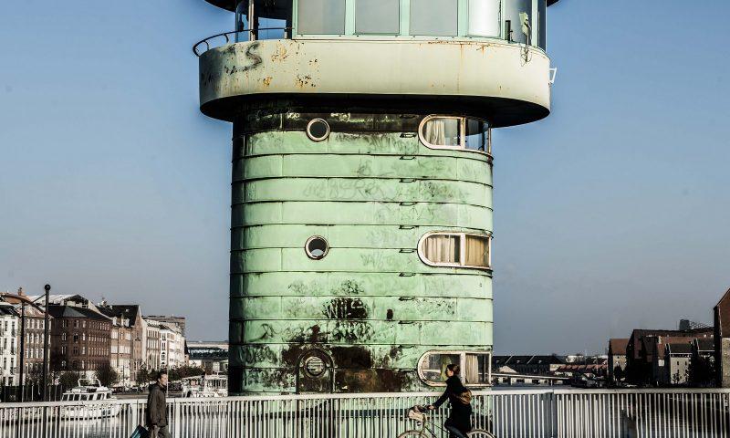 Knippelsbrotårnet - her fanget i dagslys. Foto: Rasmus Kramer Schou