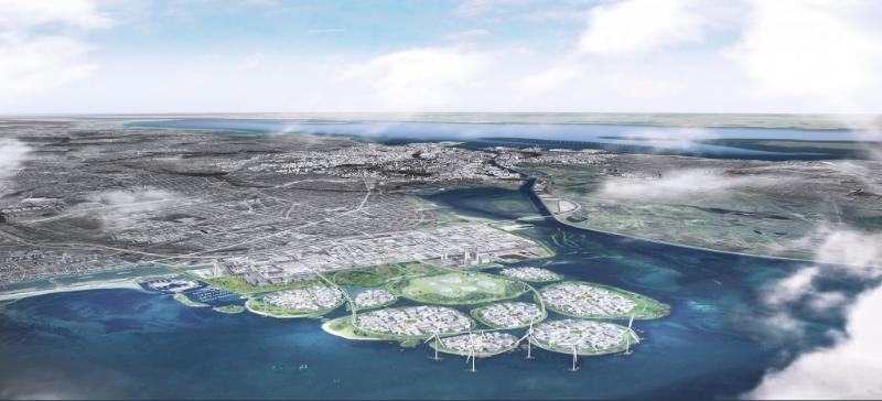 Illustration: Urban Power for Hvidovre Kommune