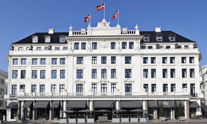 Hotel d'Angleterre.