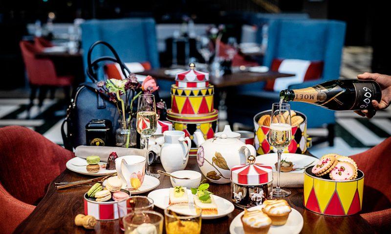 Afteroon Tea på Skt. Petri. Rais Foto.