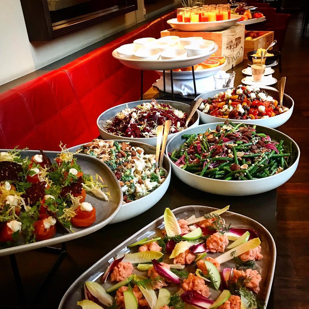 brunch buffet københavn