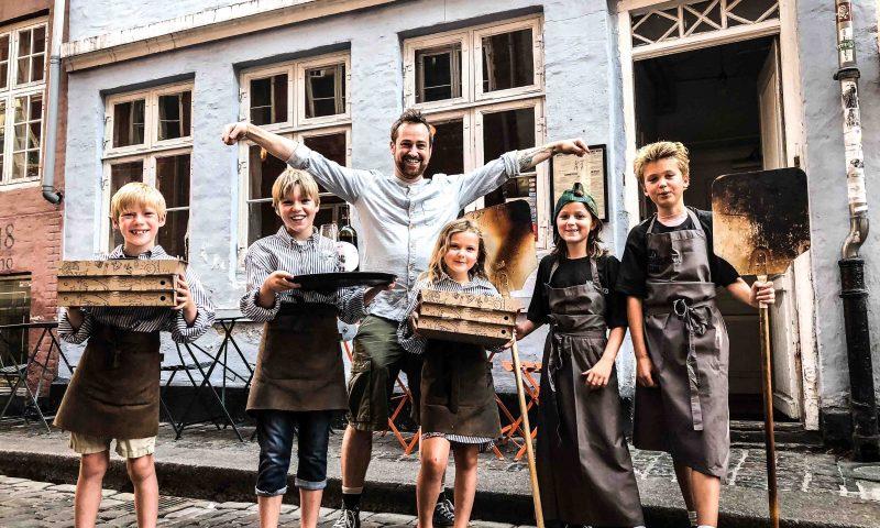 Design din egen pizza hos Gorm's PR Foto