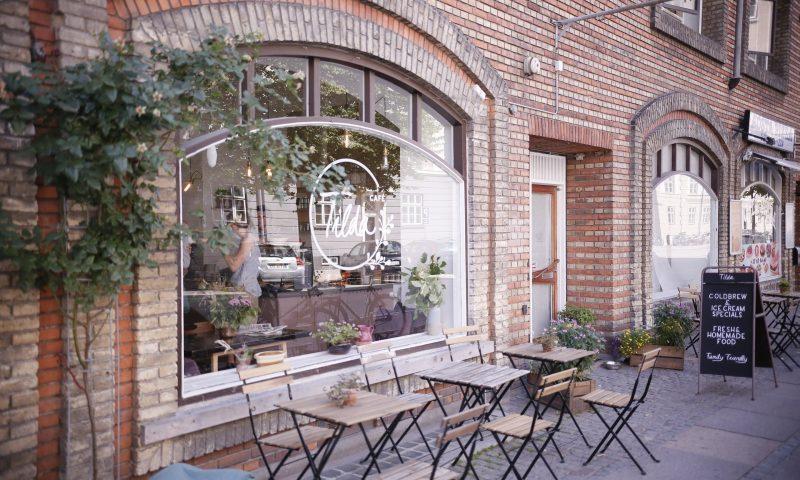 Café Tilda på Stefansgade PR Foto