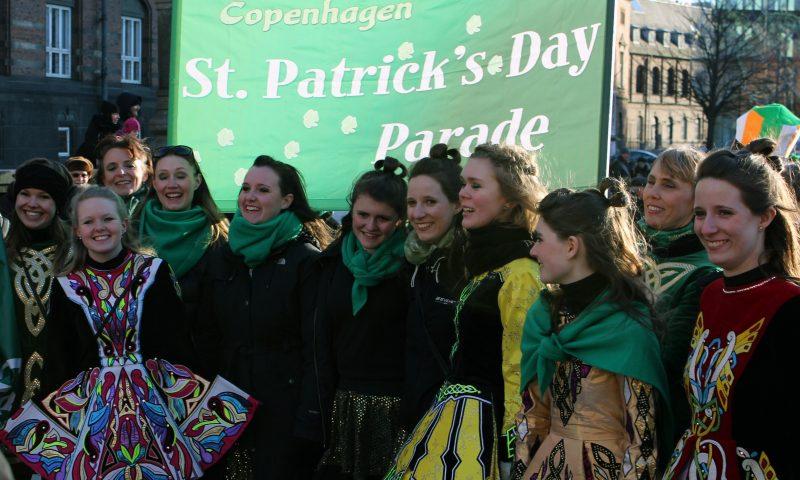 St.Patrick'sDay PR Foto
