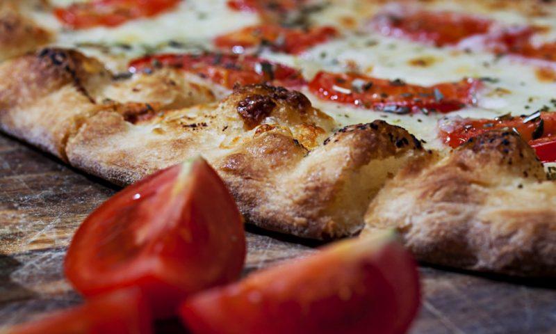 Pizzaskorpe PR Foto