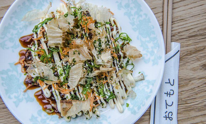 Kumas okonomiyaki  Foto Rasmus Kramer Schou
