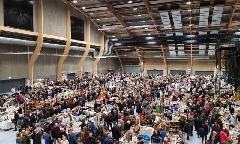 9f807079cff Et af Danmarks største: I påsken forvandles Bella Center til loppe-paradis