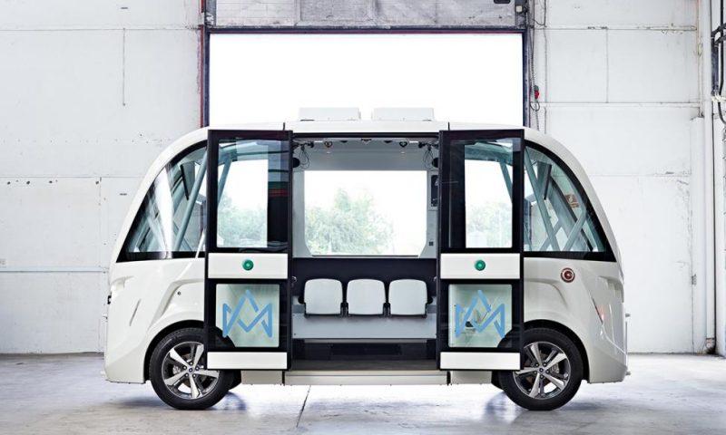 PR Foto Autonomous Mobility