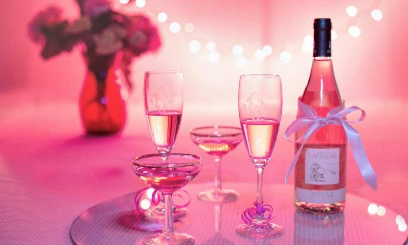 Pink Party PR Foto