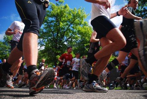 Copenhagen Marathon  Foto Rasmus Kramer Schou