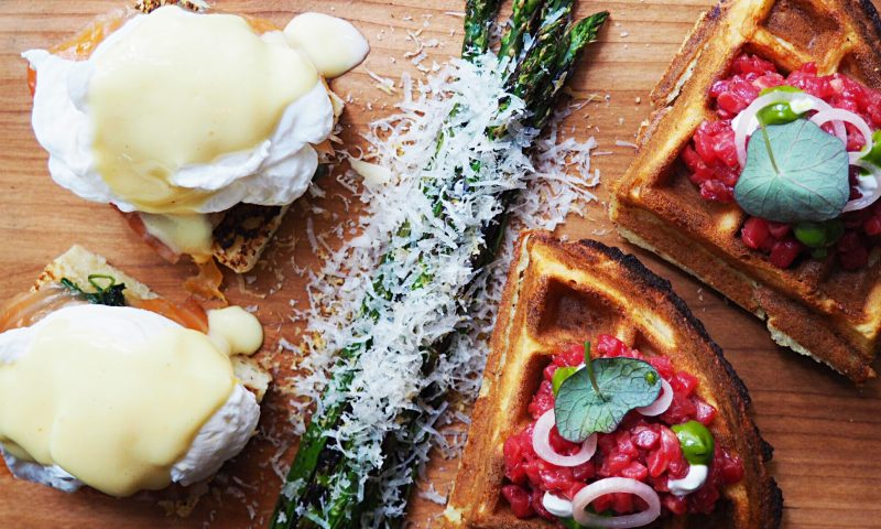 Bottomless brunch lunch hos Restaurant Noi PR Foto