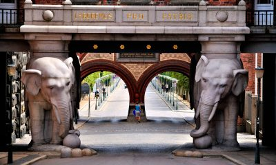 Elefantporten PR Foto