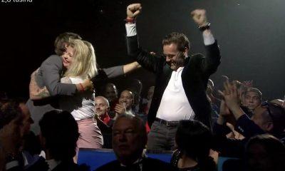 Rasmus Kofoed og Søren Ledet fra Geranium.