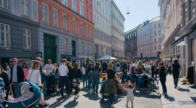 Foto: PR. Nu kan du shoppe lopper på Elmegade, Birkegade, Egegade og Sankt Hans Torv på Nørrebro.