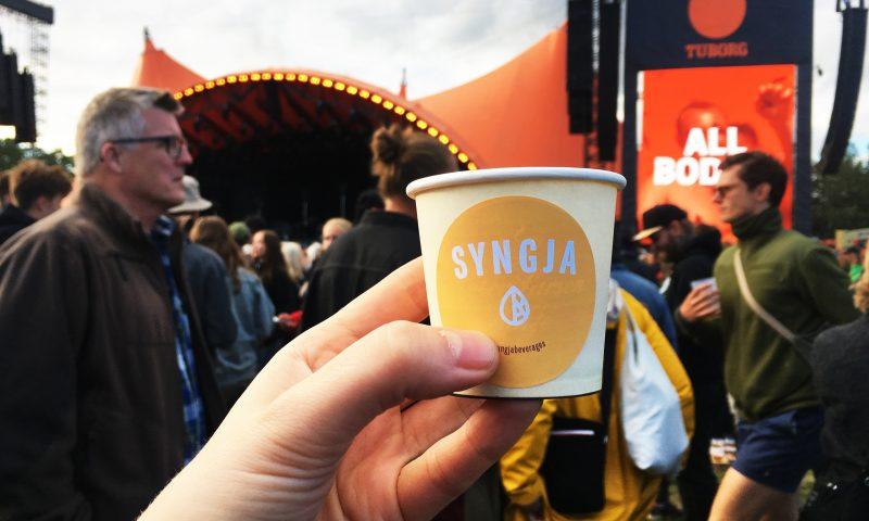 I år kan du drikke insekt-shots på Roskilde Festival. Foto: Camilla Lützhøft Stahlschmidt