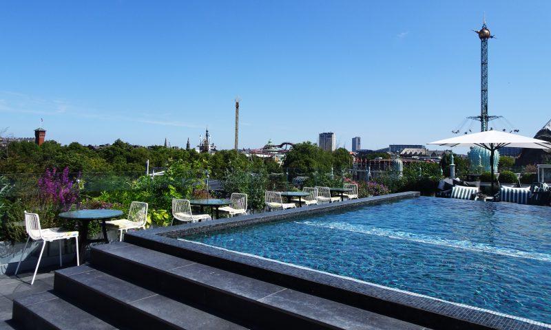 Fra Nimb Roof er der udsigt over Tivoli. Foto: Camilla Lützhøft Stahlschmidt