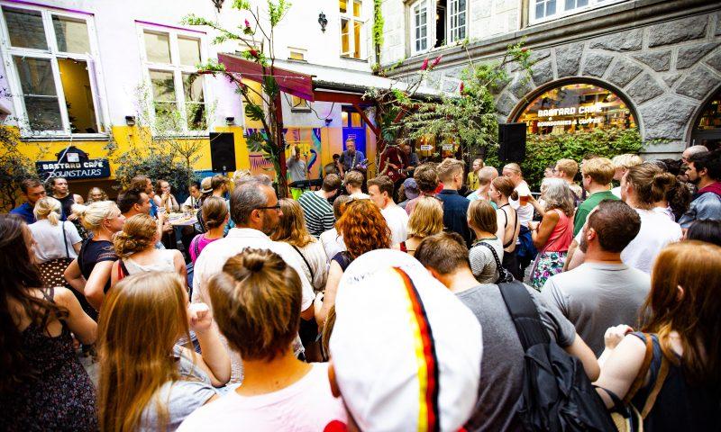 Festivalen Summer in the City har vokset sig større og rykker nu fra Huset-KBH til Onkel Dannys Plads på Vesterbro. Foto: PR.