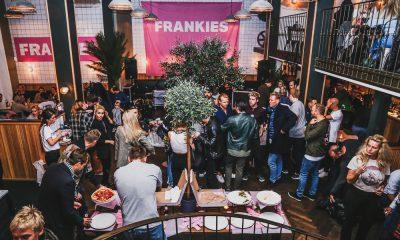 Frankies Pizza Frederiksberg PR Foto