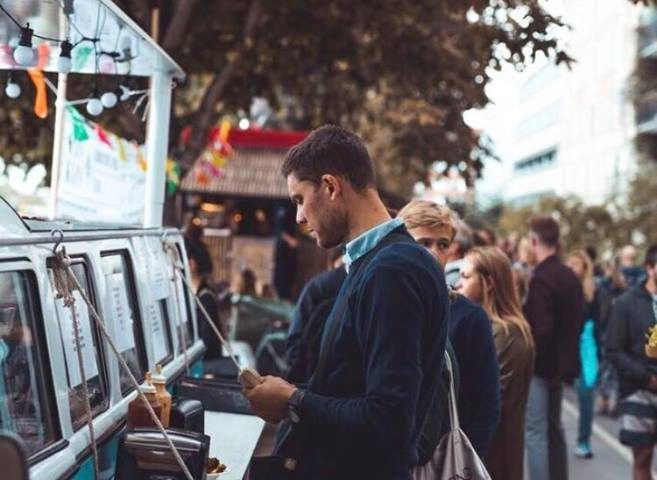 Street Food Festival om Søerne Fotograf: Malthe Milthers