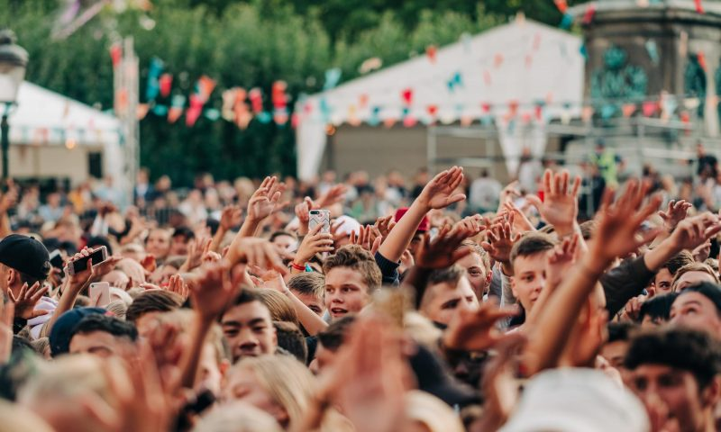 Nu er der gratis festival i Malmøs gader. Foto: PR, Pierre Ekman