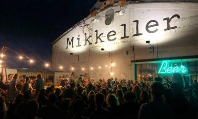 I denne weekend kan du komme til fest hos Mikkeller på Refshaleøen. Foto: PR
