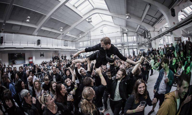 Nu rammer Uhørt Festival skateparken på Enghavevej. Foto: PR