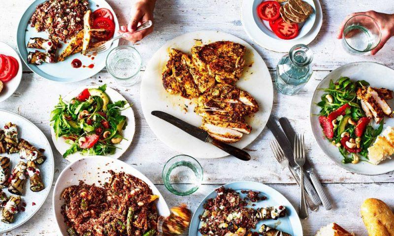 Yaffa Restaurant & Bar på Gråbrødretorv PR Foto