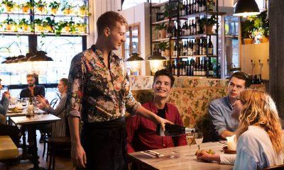 Restaurant Glou Glou på Nørrebro har både grønt og kød på menuen PR Foto