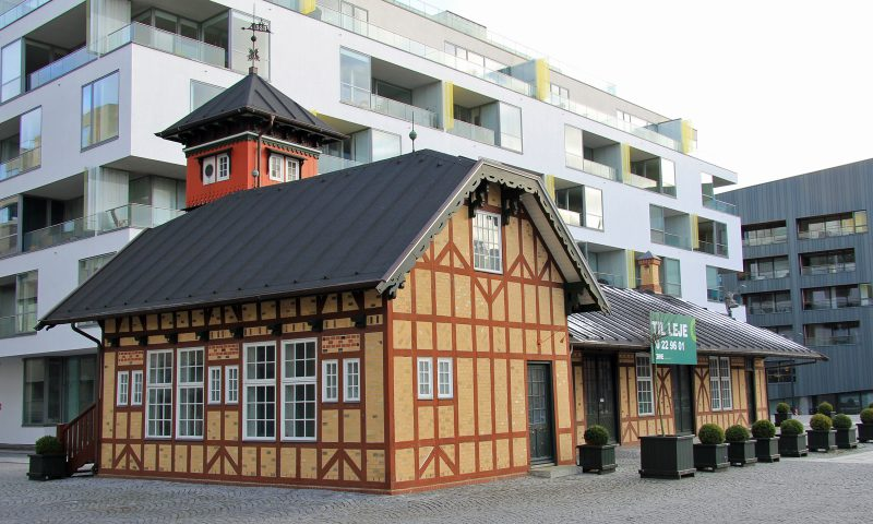 Restaurant Frihavnen PR Foto