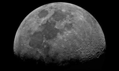 Rundt om månen i Rundetaarn PR Foto