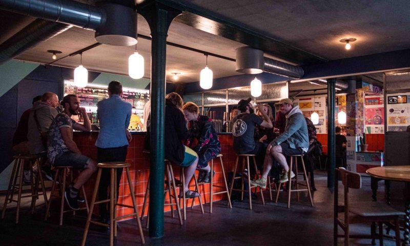 Nørrebro Bryghus og BRAW Bar ØJ-dag PR Foto