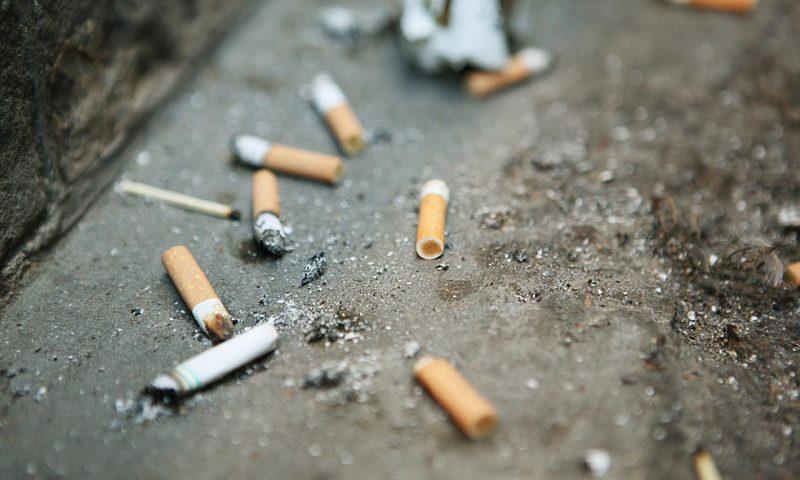 Cigaretskod PR Foto