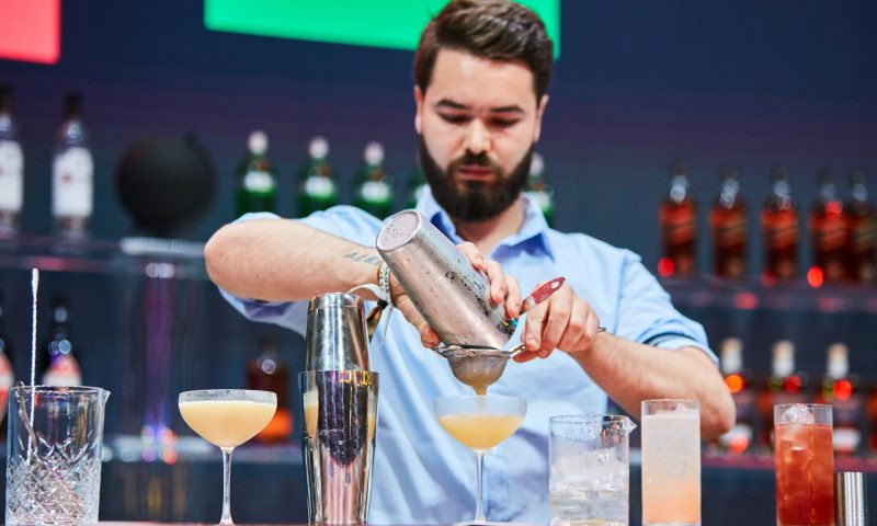 World Class Bartender of the year 2019 PR Foto