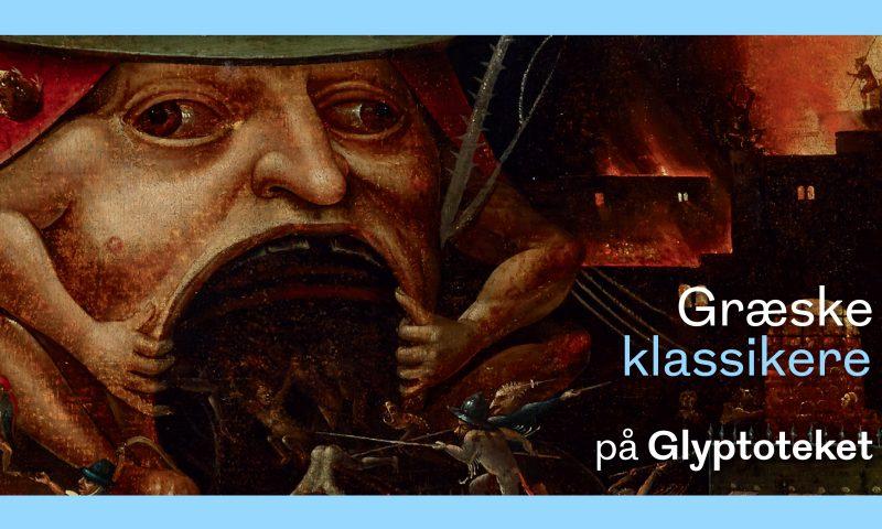 Græske klassikere på Glyptoteket PR Foto