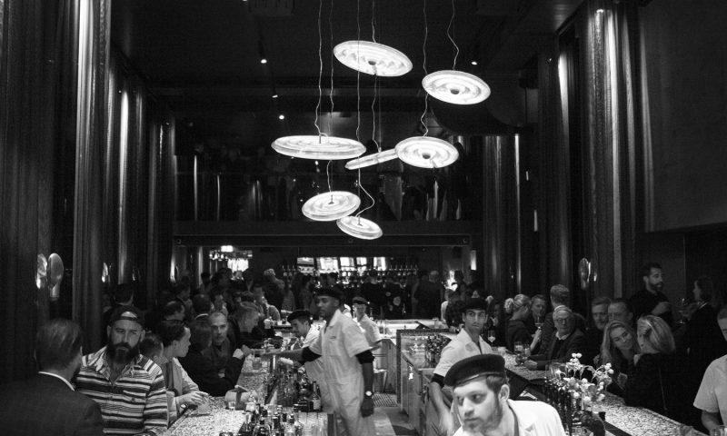 Restaurant Lucifer Store Kongensgade København PR Foto