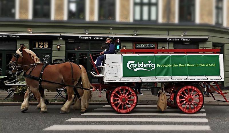 Bryggerhestene kommer med helt ny øl PR Foto