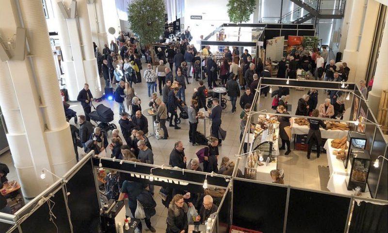 Sådan så det ud, da messen Bolig, Mad & Design gæstede Aarhus. Nu er turen kommet til København. Foto: PR