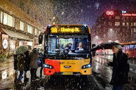 HT Movia bus nye buslinjer Købenavn A Busser PR Foto