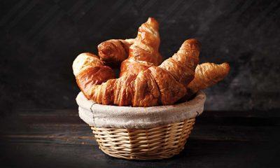 Aldis bud på smørbagte croissanter PR Foto