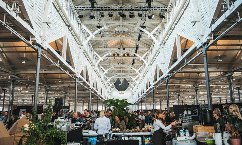 Designmarkedet FindersKeepers fylder Øksnehallen med boder. Foto: PR, Liv Kastrup