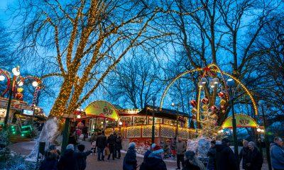 Bakken holder igen i år åbent op til jul. Foto: PR